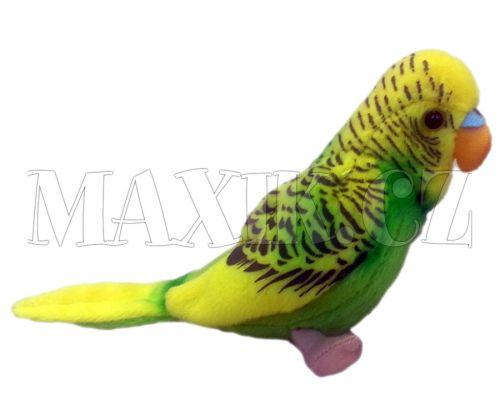 Lamps Plyšový papoušek andulka cena od 136 Kč