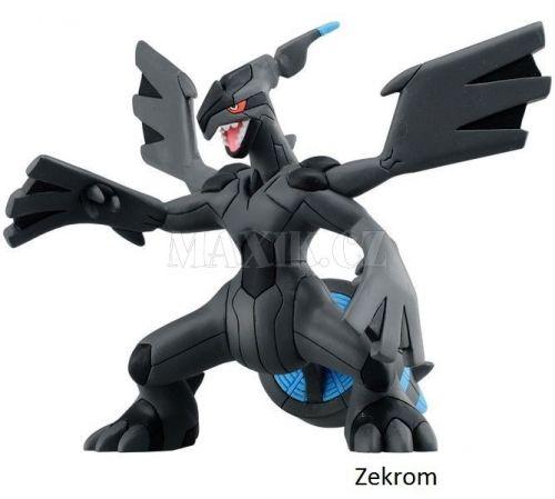 TOMY Company, Ltd.: Pokémon: set 1 velká figurka (1/8) cena od 249 Kč