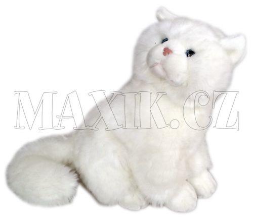 Lamps Plyšová kočka 30 cm cena od 369 Kč