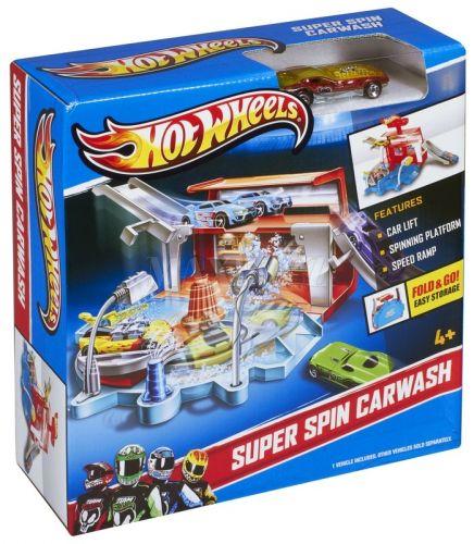 Hot Wheels Garáž X9295 cena od 499 Kč