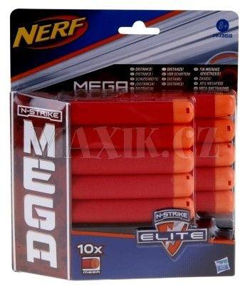 NERF N-STRIKE ELITE MEGA Šipky 10 ks