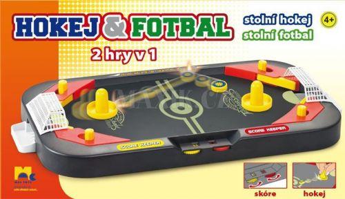 Mac Toys Hokej a Fotbal 2