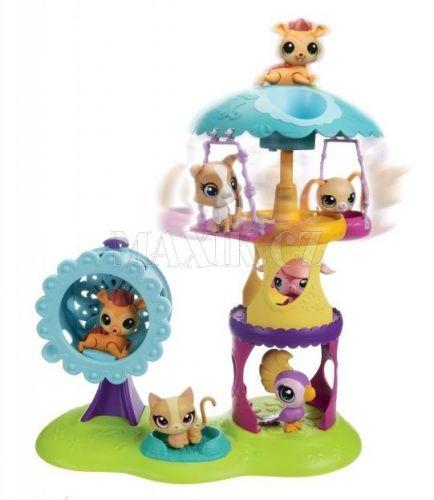 Littlest Pet Shop magic motion cena od 999 Kč