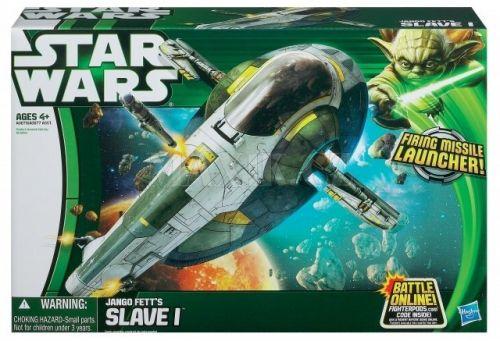 Hasbro A2174 Jango Fett's Slave I cena od 595 Kč