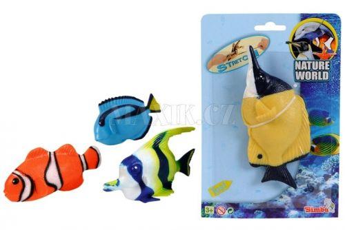 Simba Gumové strečové ryby Oceán cena od 81 Kč