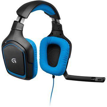 Logitech Gaming Headset G430 cena od 1490 Kč