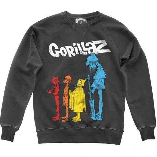 Amplified Gorillaz Dare Sweater mikina