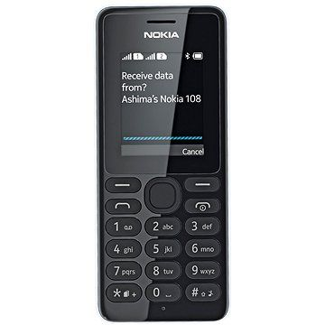 Nokia 108 cena od 0 Kč