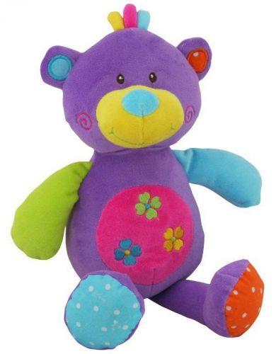 Baby mix Chrastící medvídek cena od 0 Kč