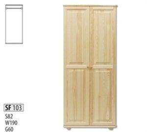 Drewmax SF103 skříň