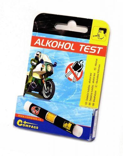Compass Detekční trubička alkohol test cena od 29 Kč