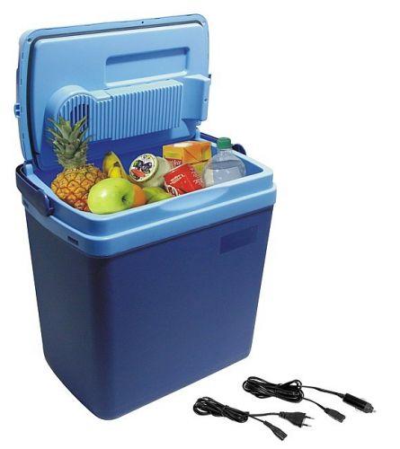 Compass Chladící box 25 litrů BLUE 220/12V