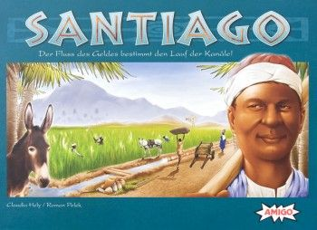Amigo Santiago