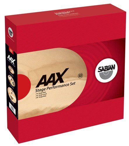 Sabian 25005X AAX STAGE PERFORMANCE SET