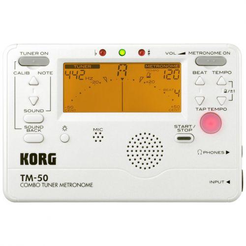 Korg TM50-PW cena od 650 Kč