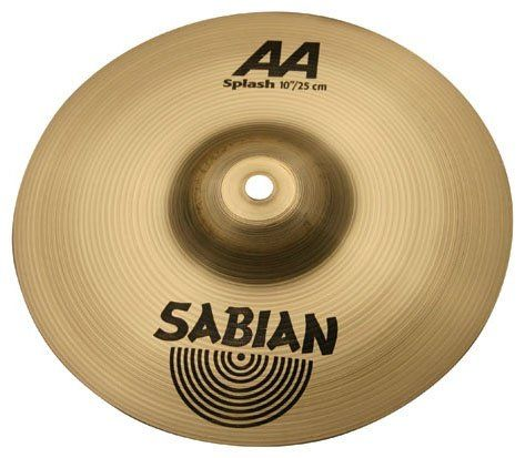 Sabian 21005 10 SPLASH