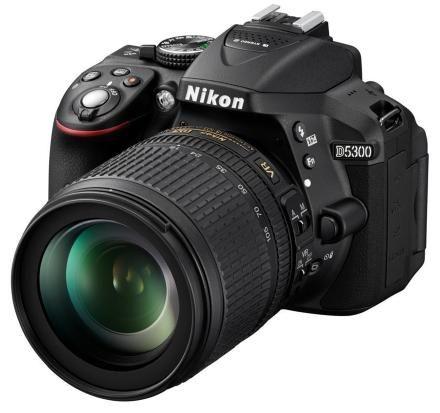 Nikon D5300 cena od 0 Kč
