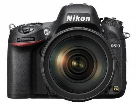 Nikon D610 cena od 42890 Kč