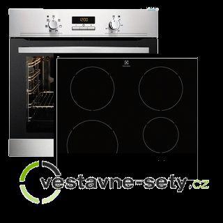 ELECTROLUX EOB 43400 OX + EHH 46340 FK