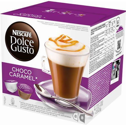 Nescafé DOLCE GUSTO CHOCO CARAMEL cena od 109 Kč
