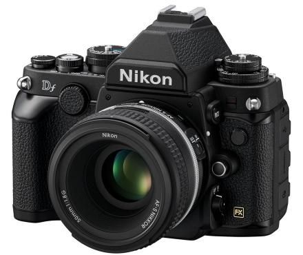 Nikon Df cena od 68990 Kč