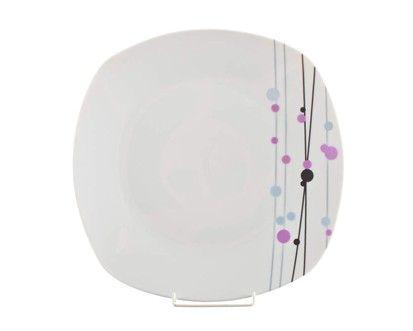 BANQUET Valentia talíř mělký 27 cm cena od 77 Kč