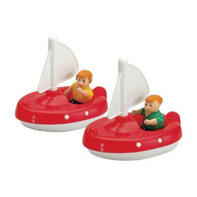 AQUAPLAY 2 plachetní lodě a 2 figurky cena od 255 Kč