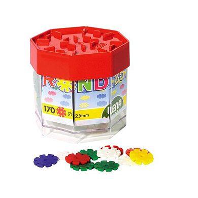 LENA Rondi 25 Krabička s kostkami 170 kusů cena od 106 Kč