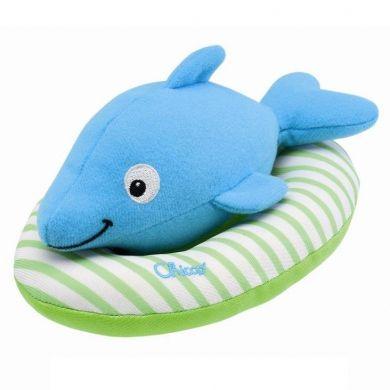 CHICCO Delfín hračka do vody cena od 331 Kč