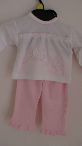 Arex Kojenecká souprava do porodnice letní dvoudílná