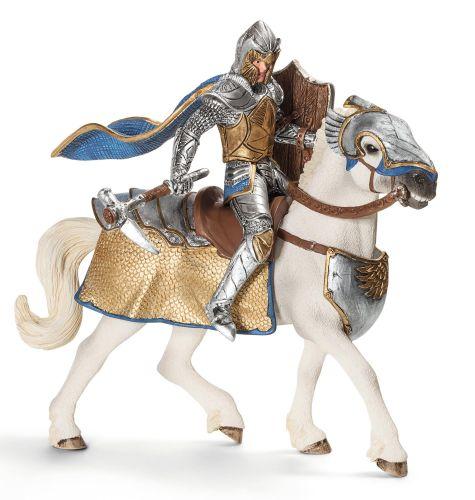 Schleich Rytíř na koni cena od 240 Kč