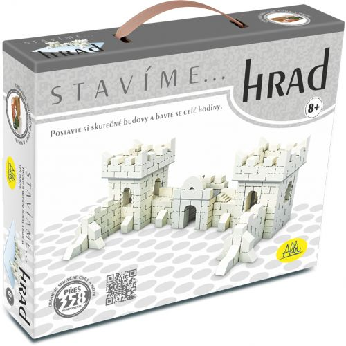 Albi: Stavíme - Hrad cena od 299 Kč