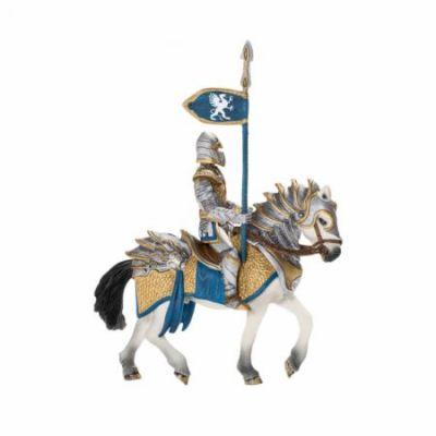 Schleich Rytíř na koni s kopím cena od 0 Kč