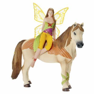 Schleich Bayala Sanjeela na koni cena od 330 Kč
