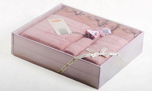 Soft Cotton LALEZAR balení ručníků a osušek