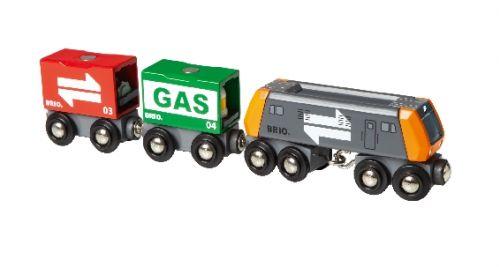 Brio Nákladní lokomotiva se 2 vagonky cena od 446 Kč
