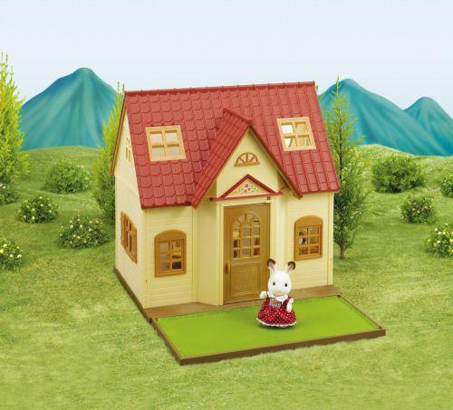 Sylvanian Families Základní patrový dům s příslušenstvím cena od 768 Kč