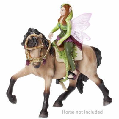 Schleich Postroj na koně lesní Elf cena od 169 Kč