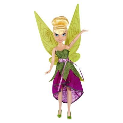 Disney: Disney víla: panenka Zvonilka 22cm a bublifuk (1/4) cena od 249 Kč