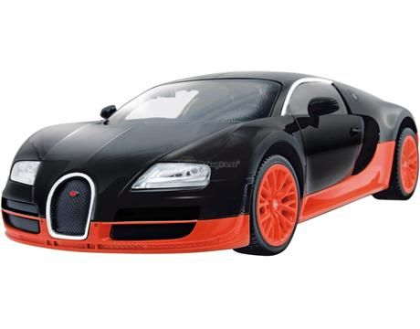 buddy toys rc auto bugatti veyron 1 12 cena od 789 k. Black Bedroom Furniture Sets. Home Design Ideas