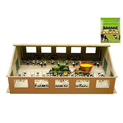 Kids Globe Farma dřevěná II 1:32