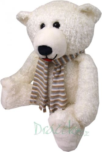 MÚ Medvěd se šálou 85 cm cena od 1129 Kč