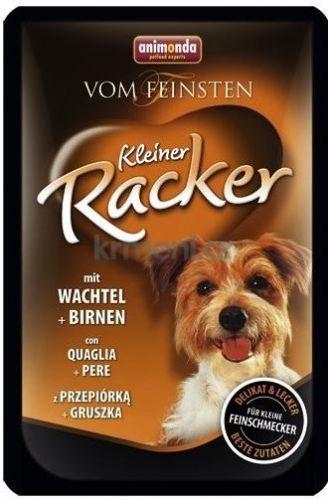 Animonda VF kapsička KLEINER RACKER - křepelka + hruška 16 x 85 g
