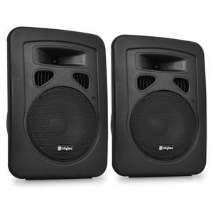 Skytec Dvojice pasivních DJ PA reproduktorů
