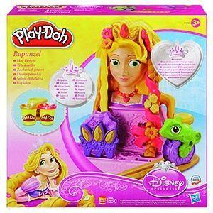 HASBRO Play-Doh Disney princess Locika vlasové studio cena od 382 Kč
