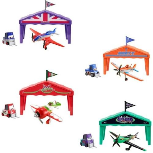 Mattel Planes letadla sada El CHup cena od 319 Kč
