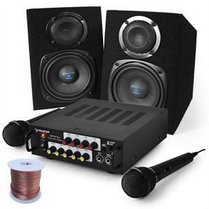 Electronic-Star Karaoke set EQ Sing