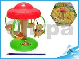 Mikro hračky Kolotoč Včelka Mája s doplňky a figurkou cena od 319 Kč