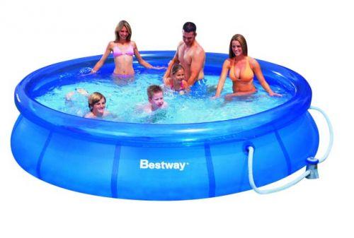 Bestway Samostavěcí bazén