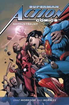 Grant Morrison, Rags Morales: Superman Action comics 2 - Neprůstřelný cena od 271 Kč